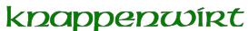 Knappenwirt Logo